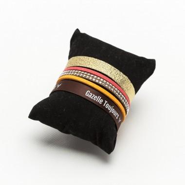 Bracelet manchette Gazelle Toujours