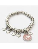 Bracelet Coeur de Gazelles