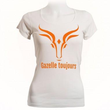 Tee Shirt Gazelle Toujours