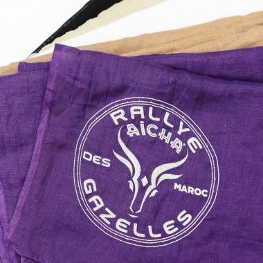 Chèches Rallye Aïcha des Gazelles