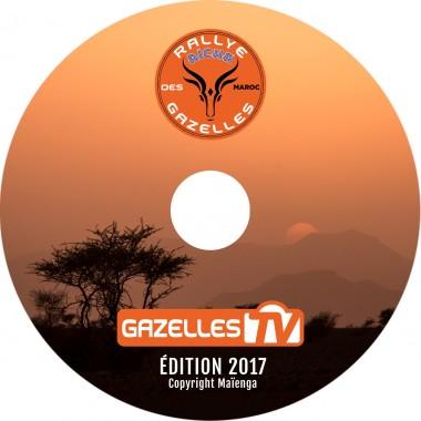 DVD Episodes Gazelles TV 2017