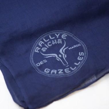 Lot de 10 chèches Rallye Aïcha des Gazelles
