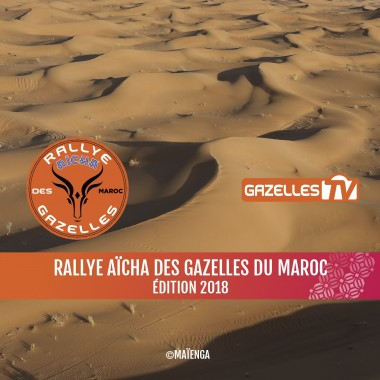 DVD Episodes Gazelles TV 2018