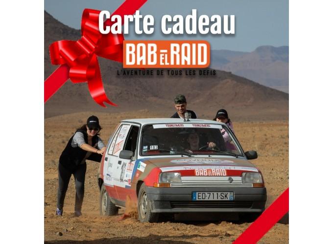 Carte Cadeau Bab el Raid