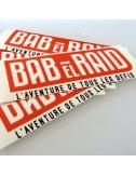 Lot de 10 stickers Bab el Raid