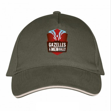 Casquette Gazelles and Men Rally
