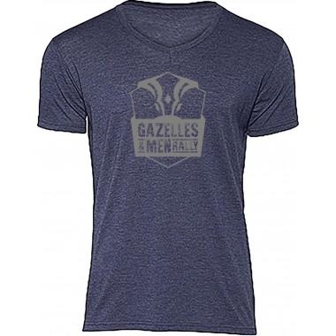 Tee-shirt soft mixte relief