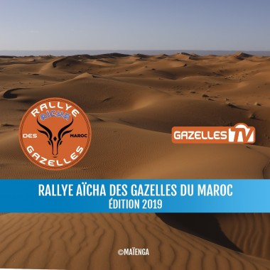DVD Episodes Gazelles TV 2019
