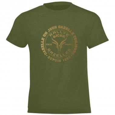 NOUVELLE COLLECTION : Tee-shirt enfant marquage doré