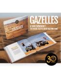 """PRÉ-COMMANDE : """"GAZELLES"""" LE LIVRE ÉVÉNEMENT"""