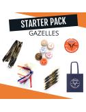 STARTER PACK GAZELLES