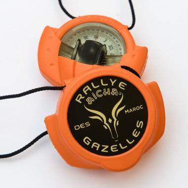 Compas de visée Rallye Aïcha des Gazelles