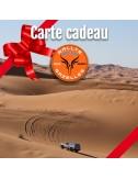 Carte Cadeau Rallye Aïcha des Gazelles