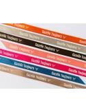 Lot de 25 Bracelets Satin Gazelle Toujours