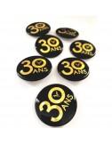 "EDITION SPECIALE : Lot de 50 badges ""30 ans Rallye Aïcha des Gazelles du Maroc"""