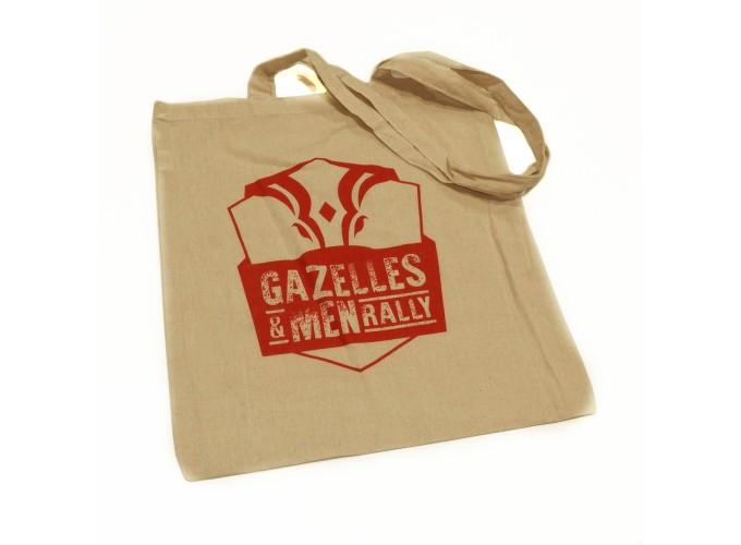 Sac en coton Gazelles and Men Rally