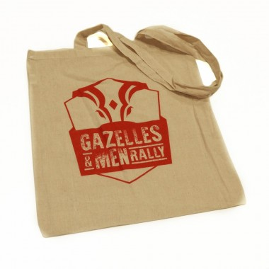 Lot de 10 sacs en coton Gazelles and Men Rally