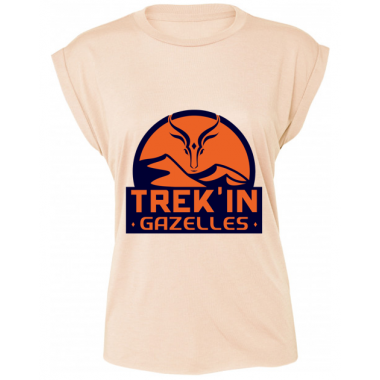 Tee-shirt Trek'In Gazelles