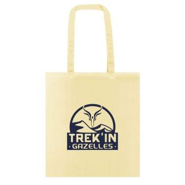 Sac en coton Trek'In Gazelles